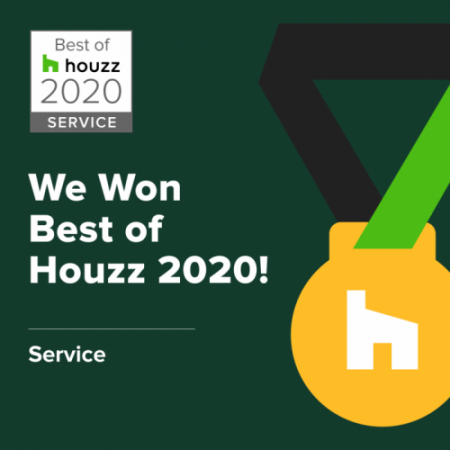 Best of Houzz 2020 Interiors by Colors of Design Group Miami FL