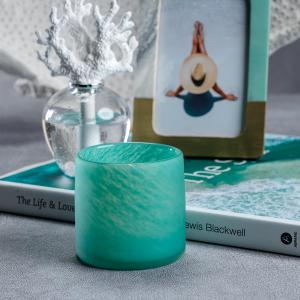 Powder Froster Glass Vase | Interior Design, Furniture & Home Decor Online Store. Unique Accents Decor. Gift Cards Available | Colors of Design, Interior Design Services