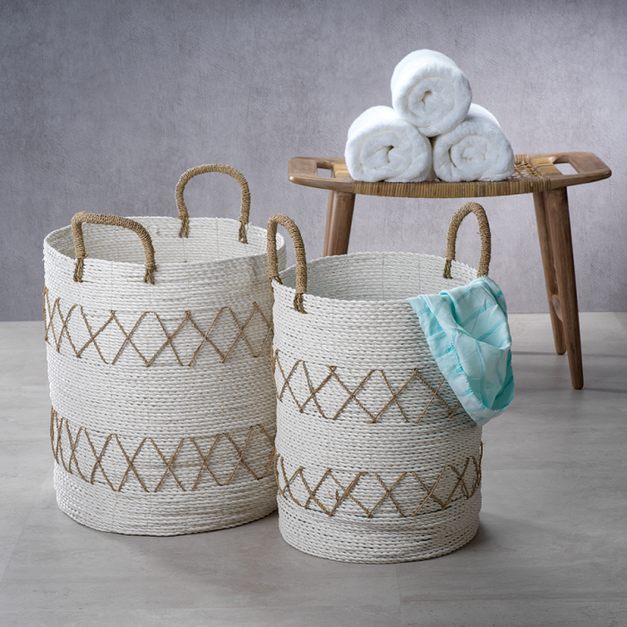 Hand Made Agel Baskets | Interior Design, Furniture & Home Decor Online Store. Unique Accents Decor. Gift Cards Available | Colors of Design, Interior Design Services