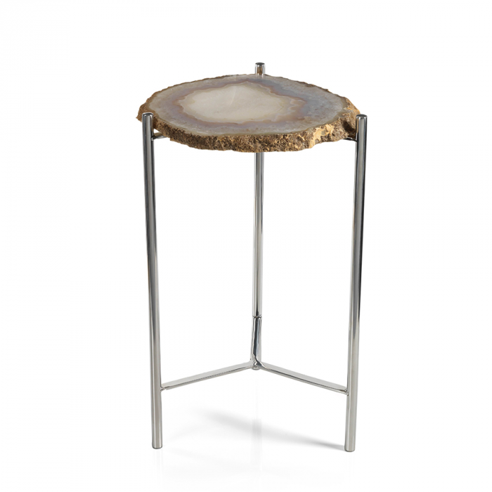 Agate Accent Table | Interior Design, Furniture & Home Decor Online Store. Unique Accents Decor. Gift Cards Available | Colors of Design, Interior Design Services