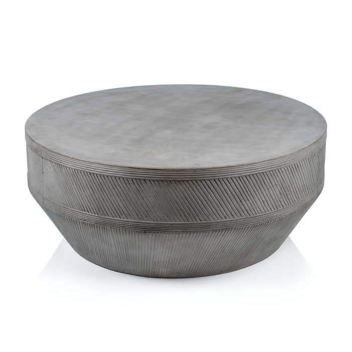 Athenas Concrete Table | Interior Design, Furniture & Home Decor Online Store. Unique Accents Decor. Gift Cards Available | Colors of Design, Interior Design Services