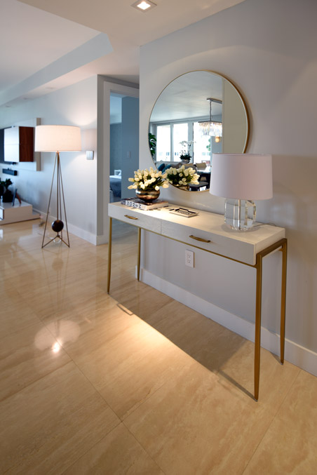 Colors of Design - Interior Design - Key Biscayne