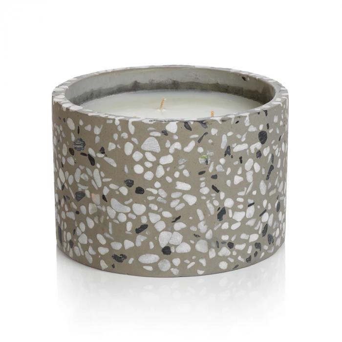 Terrazzo Fragranced Candle | Interior Design, Furniture & Home Decor Online Store. Unique Accents Decor. Gift Cards Available | Colors of Design, Interior Design Services