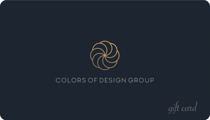 Gift Card Miami Online Shopping Colors of Design - Interior Design USA