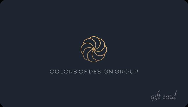 Gift Card Miami Online Shopping Colors of Design Group Interior Design Florida