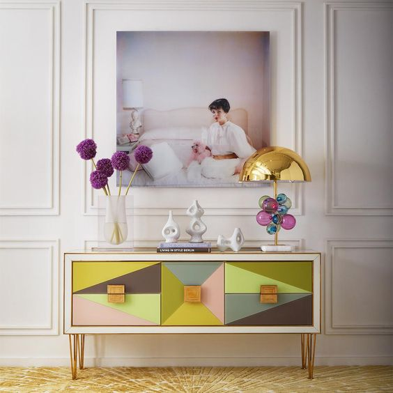 Colors of Design | Pastel Colors - Interior Design